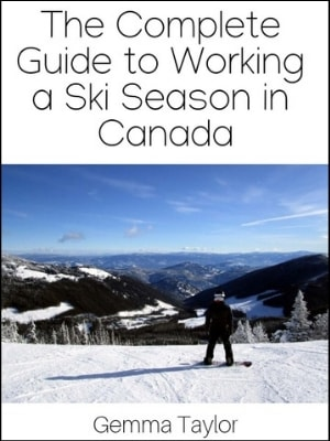 Complete guide to working a ski season in Canada